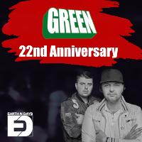 green 22nd anniversary