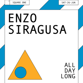 Enzo Siragusa All Day Long