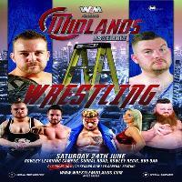 Wrestle Midlands: Midlands Assemble