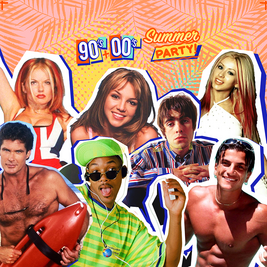 One More Time - 90's & 00's Summer Party