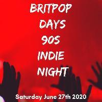Britpop Days 90s Indie Night - Maidstone