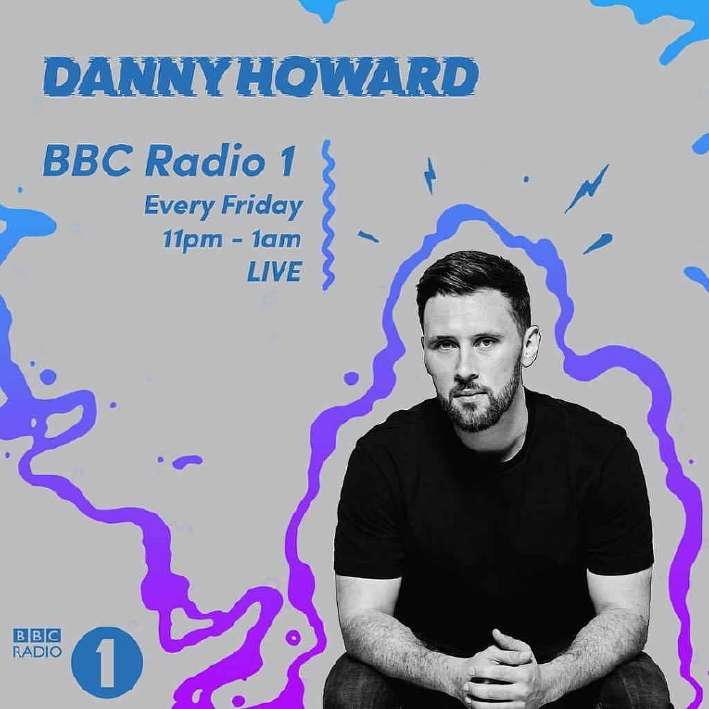 Danny Howard (BBC Radio 1) on Boxing Day at HQ