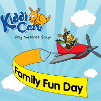 Family Fun Day at Kiddi Caru Day Nursery, Wellingborough