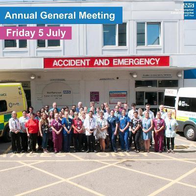 Northampton General Hospital Annual General Meeting and Careers