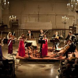 London Concertante: The Four Seasons by Candlelight in Edinburgh