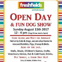 Open Day and Fun Dog Show