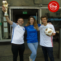 2018 World Cup at Rileys Sheffield