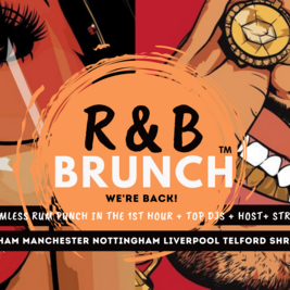 R&B Brunch BHAM - 9 OCT