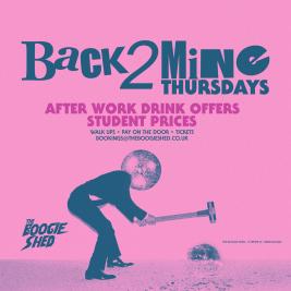 Back2Mine Thursdays