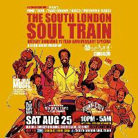 The South London Soul Train Celebrates 11 Years Of The Bussey