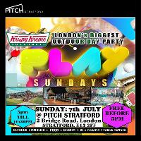 Pitch Presents: SUNDAY (GAMES & BRUNCH)