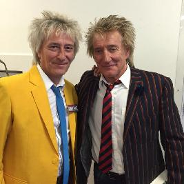 Rod Stewart Tribute Night - Knowle  Tickets | Knowle Royal British Legion Solihull  | Sat 18th September 2021 Lineup