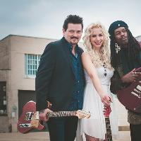 Blues Caravan ft. Bernard Allison, Vanja Sky + Mike Zito
