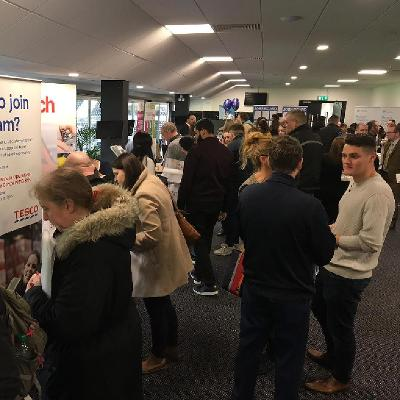 Derby Jobs Fair