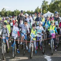 Pedal for Scotland - The Wee Jaunt Edinburgh