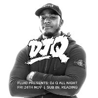 Fluid Presents DJ Q - All Night