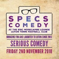 Specs Comedy - November 2018