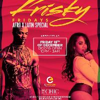 Frisky Friday  - Afro x Latin Edition