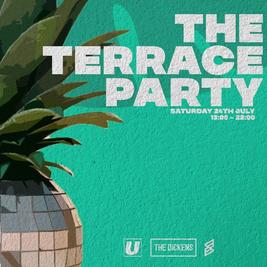 UNITE RADIO Presents : THE TERRACE PARTY
