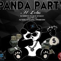 Sunday Panda Party @ lotus