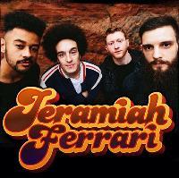 Jeramiah Ferrari + Support