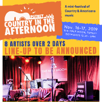 Country In The Afternoon Festival