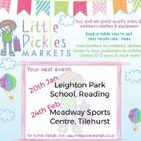 Little Pickles baby & children market Tilehurst