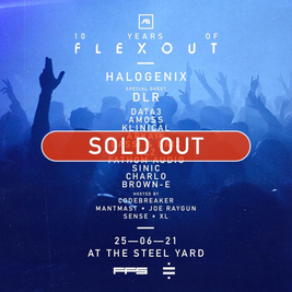 Rescheduled –10 Years of Flexout