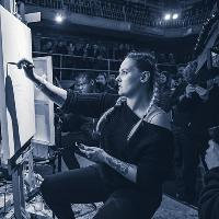 Art Battle Manchester XV -