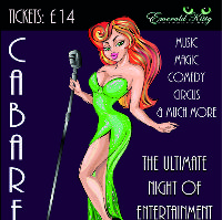 Cabaret At The Comedy Loft