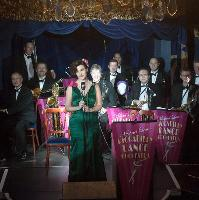 Michael Law's Piccadilly Dance Orchestra with the Gatsby Girls