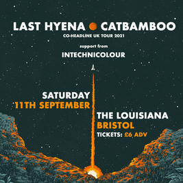 Last Hyena with Catbamboo and InTechnicolour