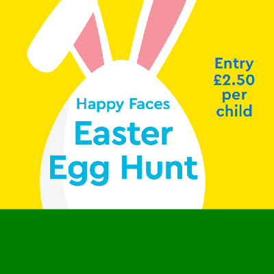 Easter Egg Hunt - Happy Faces Playgroup