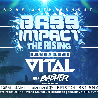 BASS IMPACT presents: The Rising (Debut Event)