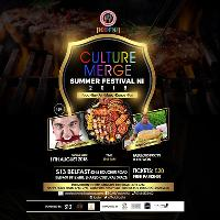 Culture Merge Summer Festival NI