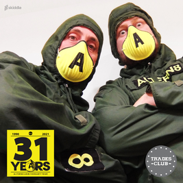 ALTERN-8 (Live Show & Dj Set) 31 Years Special Anniversary Tour