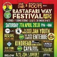 Ras Tafari Way Launch Party
