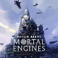 Mortal Engines with Philip Reeve