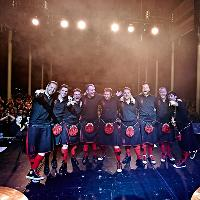 The Red Hot Chilli Pipers - Fresh Air Album Tour