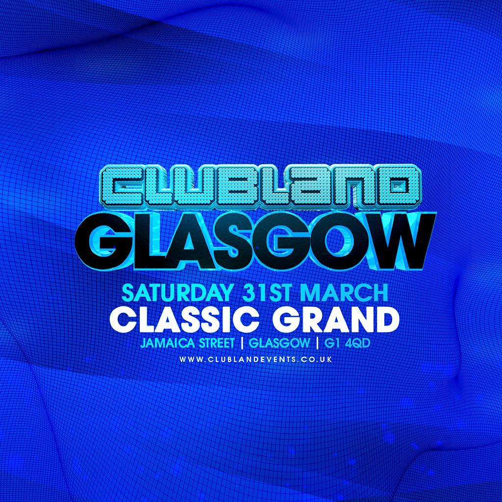 Clubland Glasgow