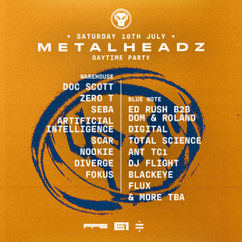 Sold Out: Metalheadz - Daytime Party