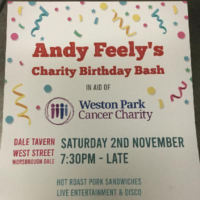 Andy Feeley charity event
