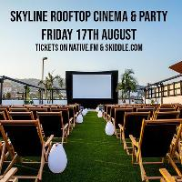 Skyline Rooftop Cinema & Party : The Notebook : Hus