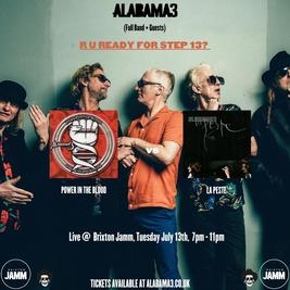Alabama 3 Full Band Live @ Brixton Jamm