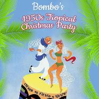 1950s Tropical Christmas Party