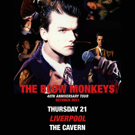 The Blow Monkeys 40th Anniversary Tour