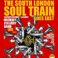 The South London Soul Train Goes East w/Hackney Colliery Band