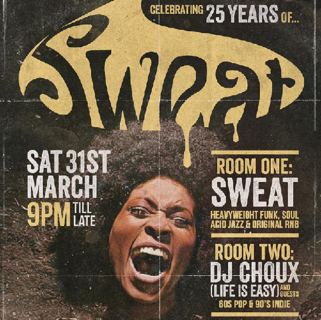 25 Years of Sweat