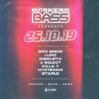 Outrageous Bass Presents - Ben Snow & Lupo