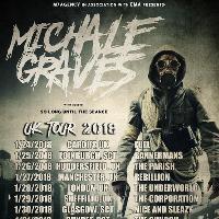 Michale Graves former MISFITS frontman